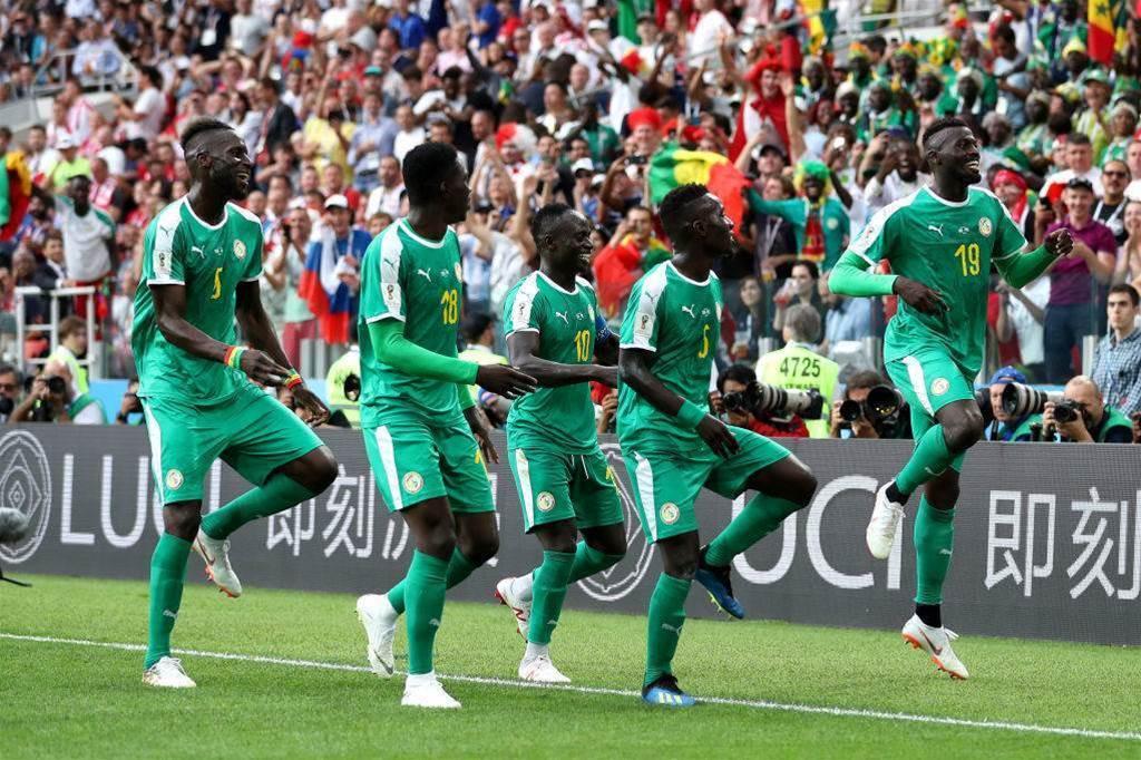 Poland v Senegal pic special
