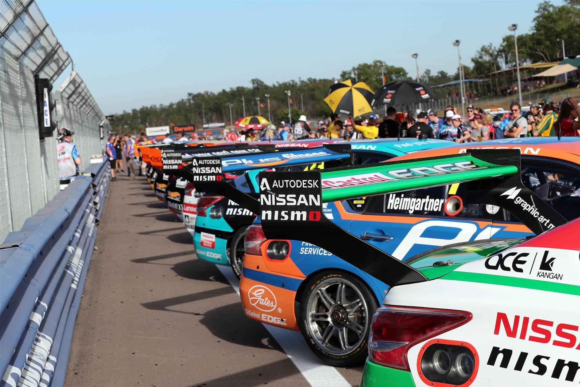 Pic gallery: Darwin Supercars