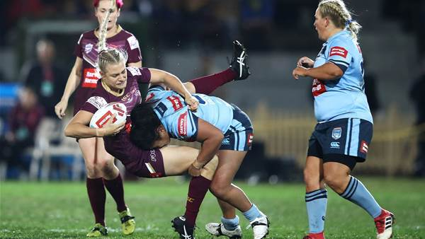 Pic special: Women's State of Origin