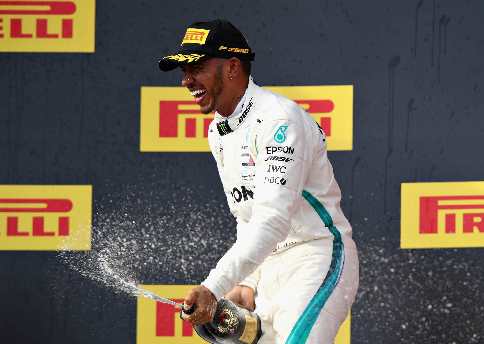 Hamilton bounces back in reborn French GP