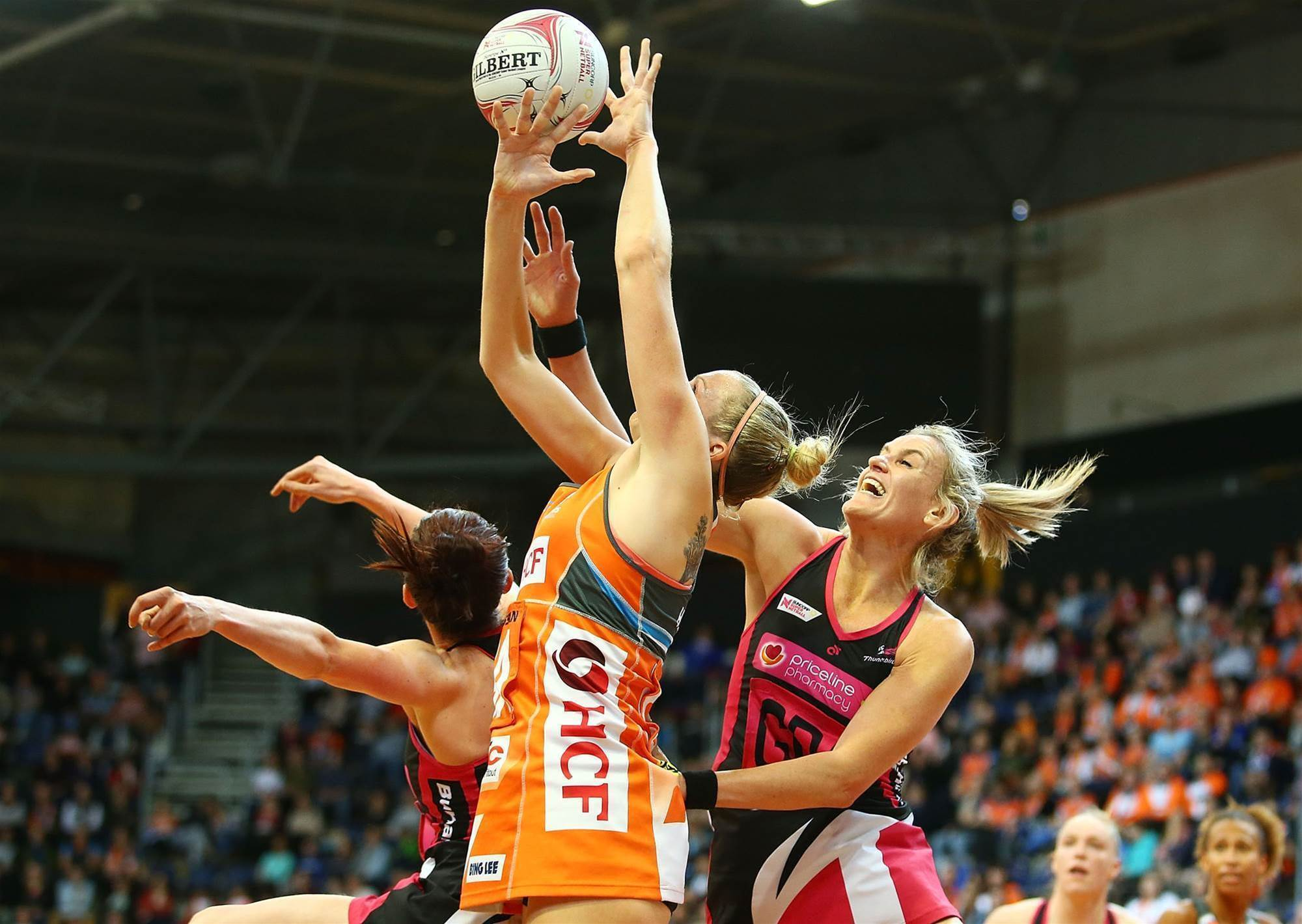 Pic special: Suncorp Super Netball Round 9