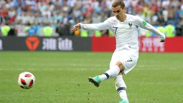 Pic special: Varane and Griezmann on target as France see off Uruguay