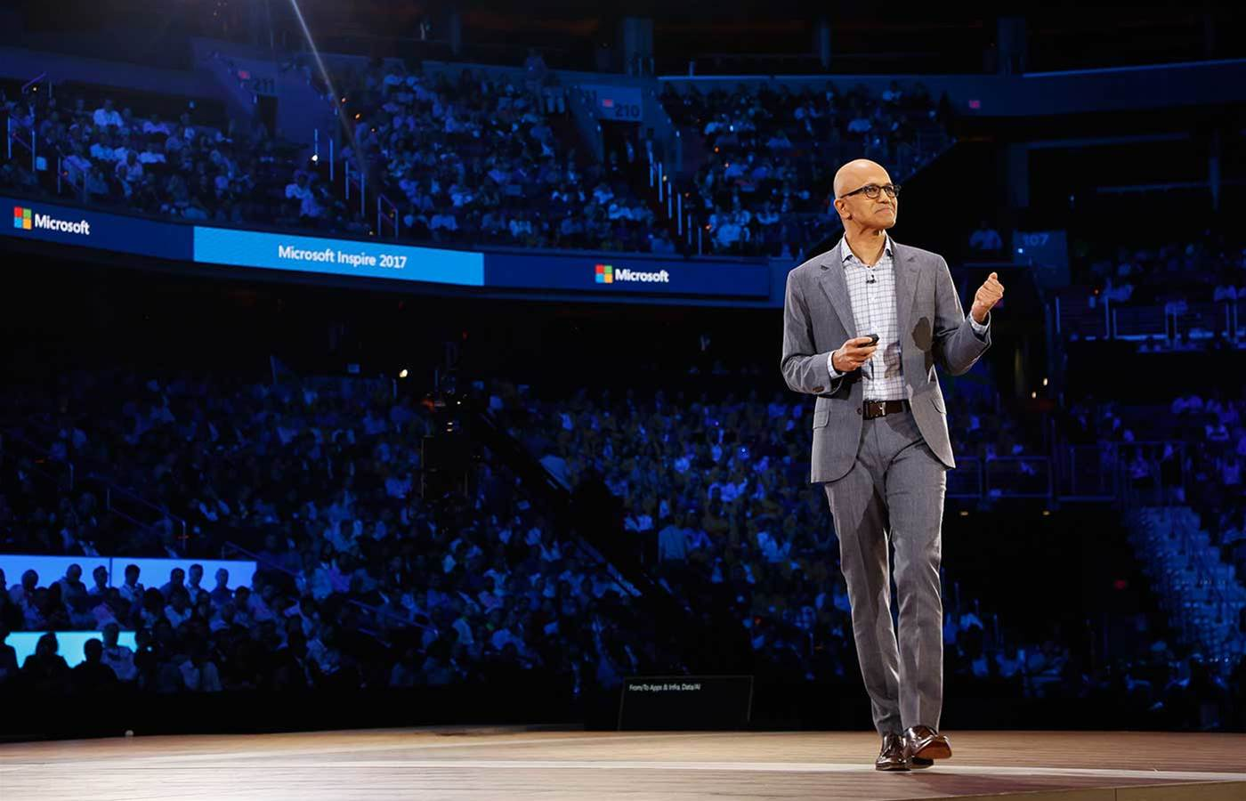 Microsoft's 10 biggest reveals from Inspire 2018