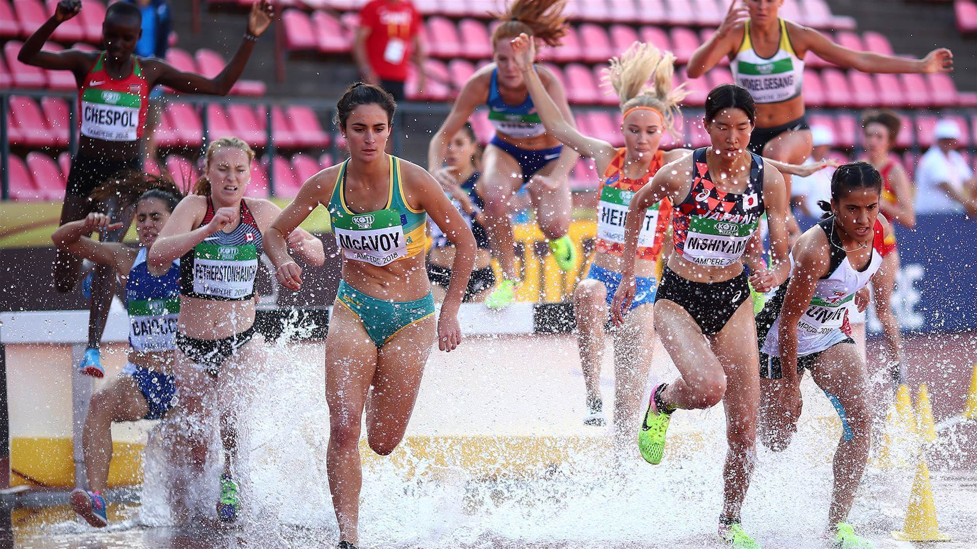 Pic special: World Under 20 Championships