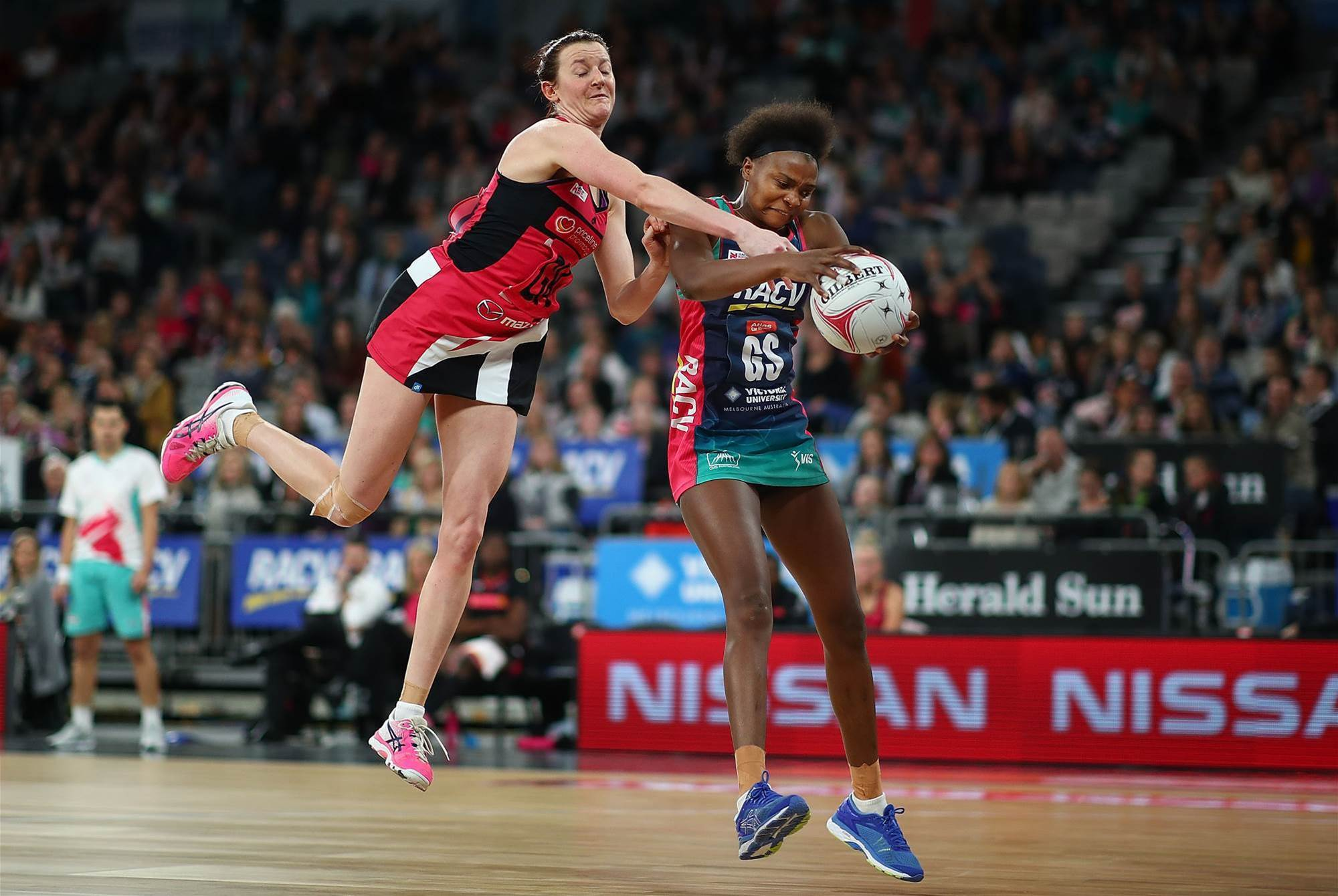 Pic special: Super Netball round 11