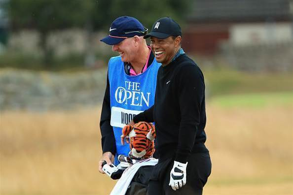 Gallery: World's best fine tune at Carnoustie