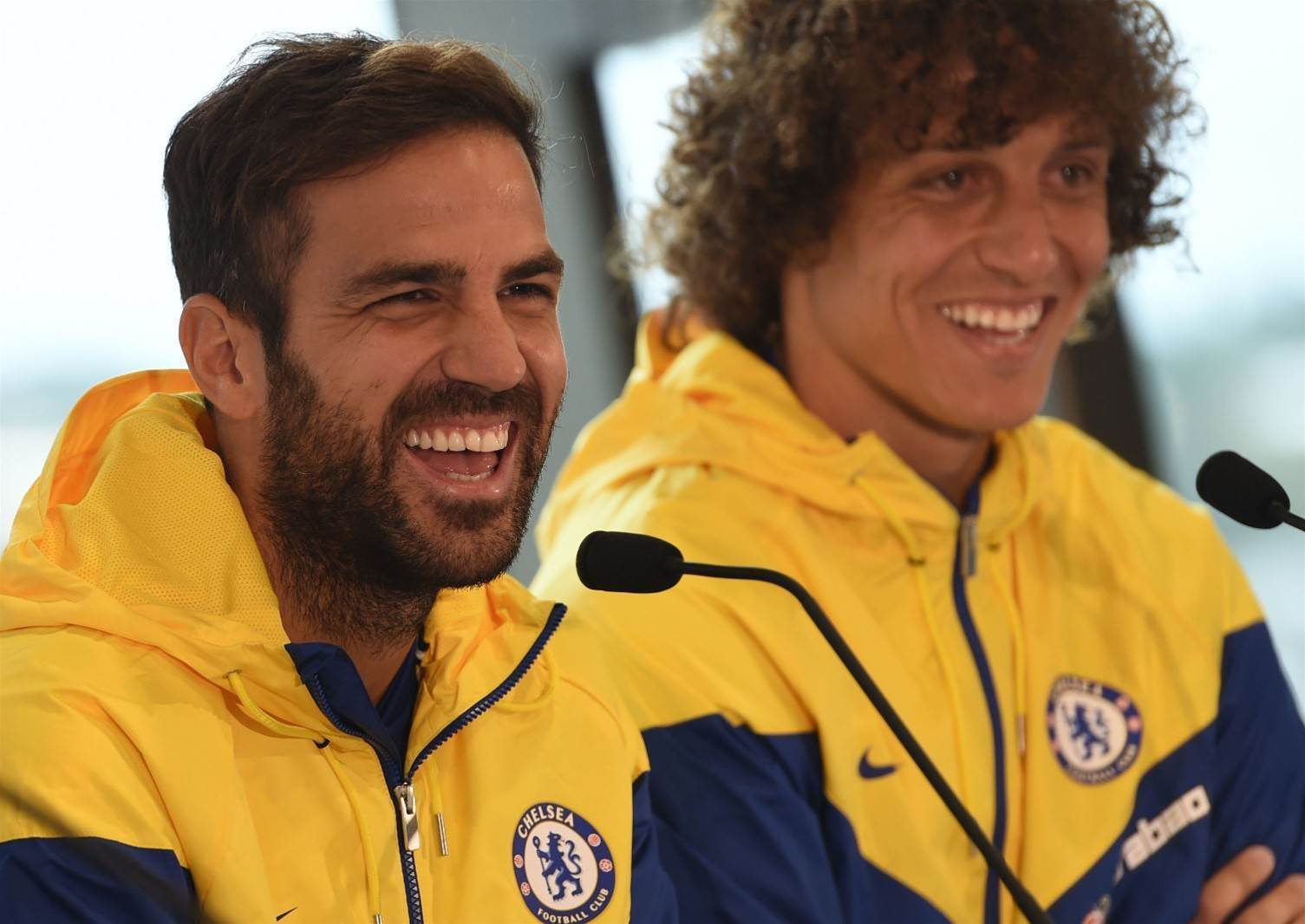 Pics: Chelsea arrive in Perth