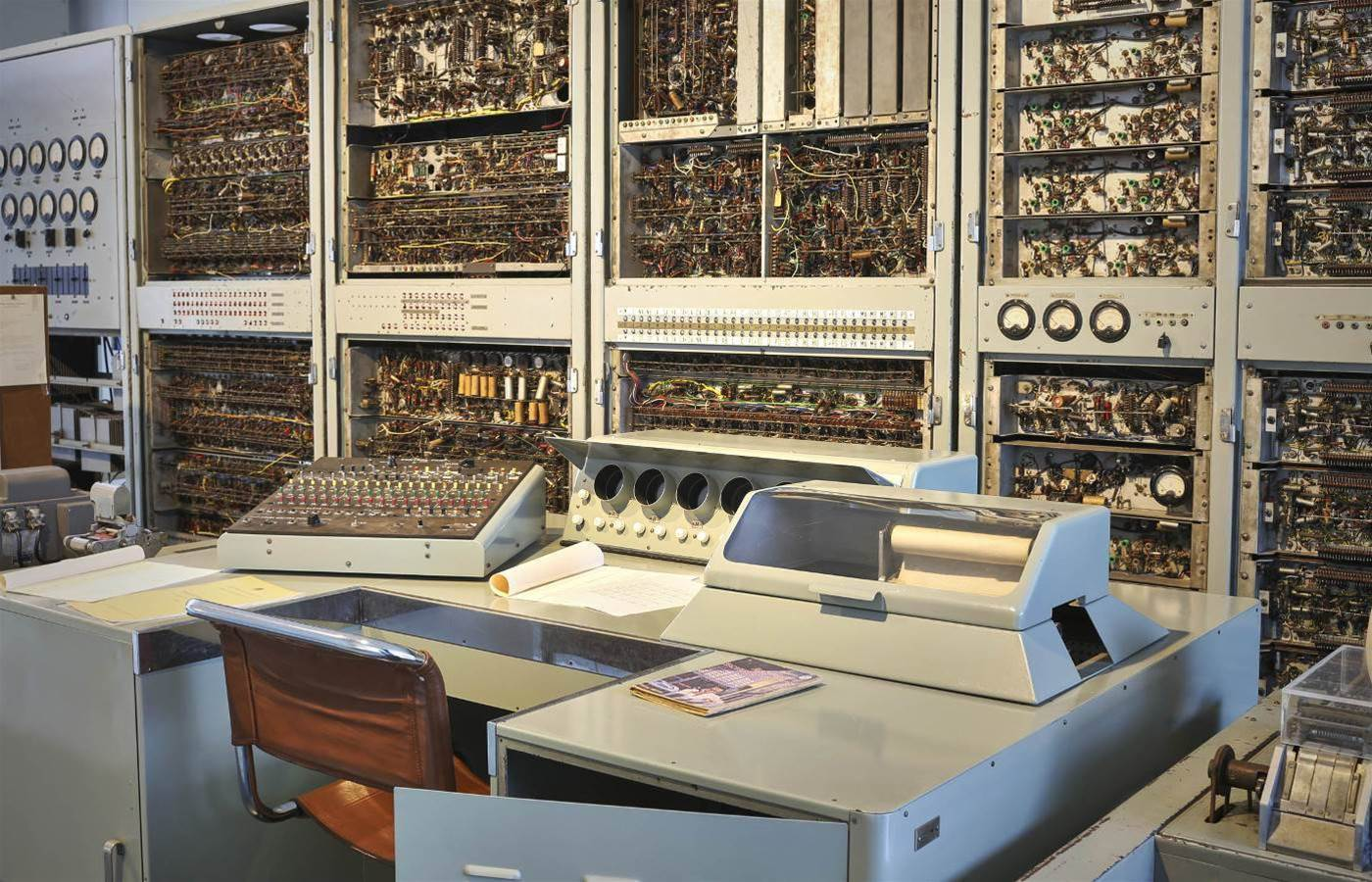 Australia's first computer moves into Melbourne museum