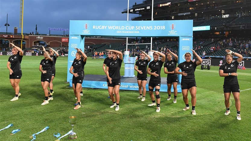 Pic Special: Rugby World Cup Sevens