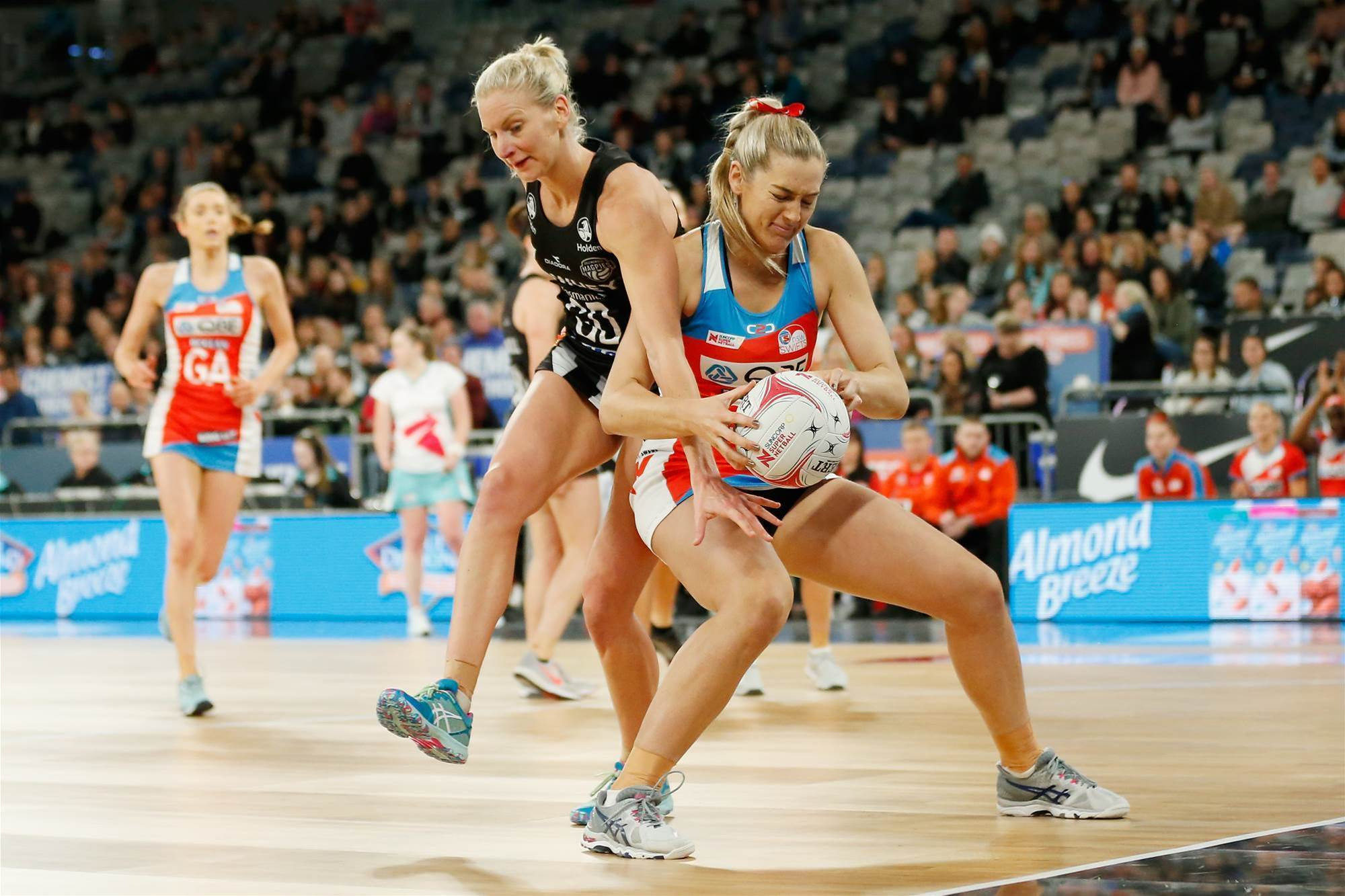 Pic special: Super Netball Round 12