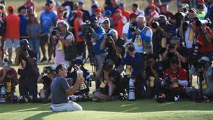 Gallery: The 50 best images from The Open final round