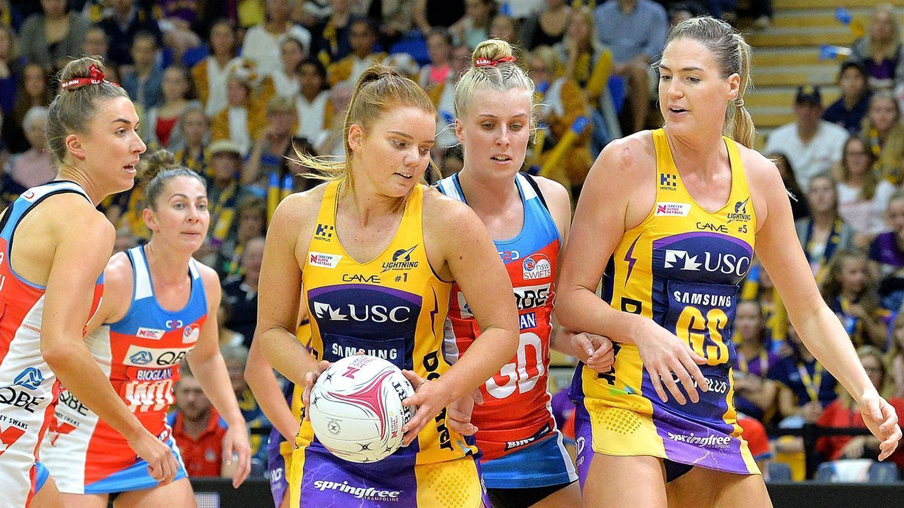 Pic Special: Super Netball Round 13