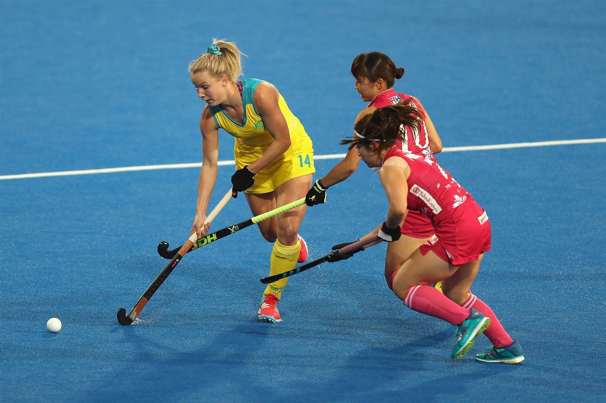 Pic special: Hockeyroos group stages