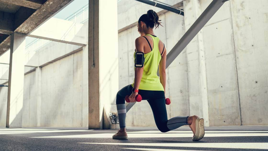 The 6 Best Moves To Start Strength-Training