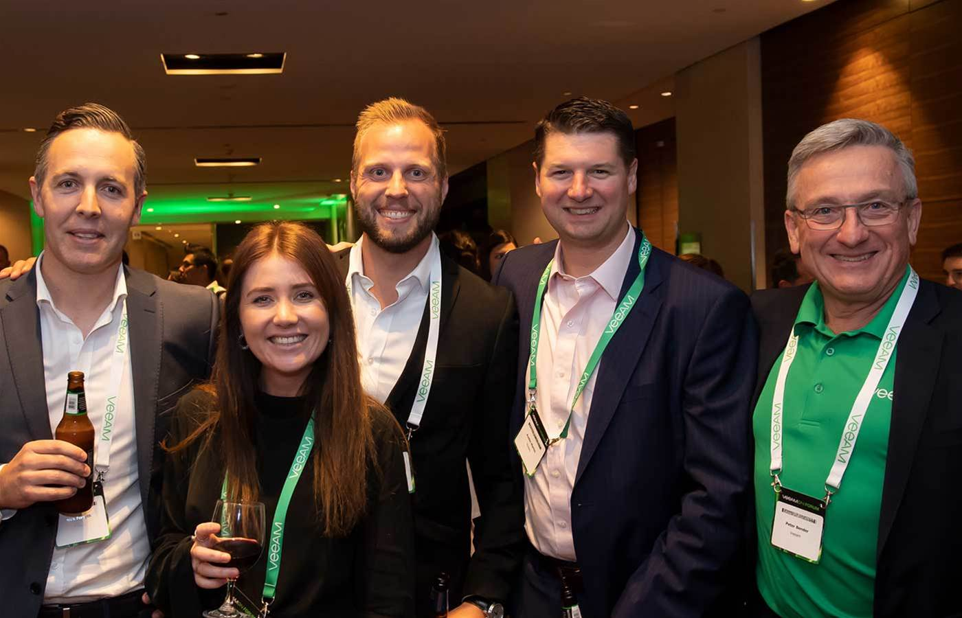 Veeam's Aussie partners catch up in Sydney