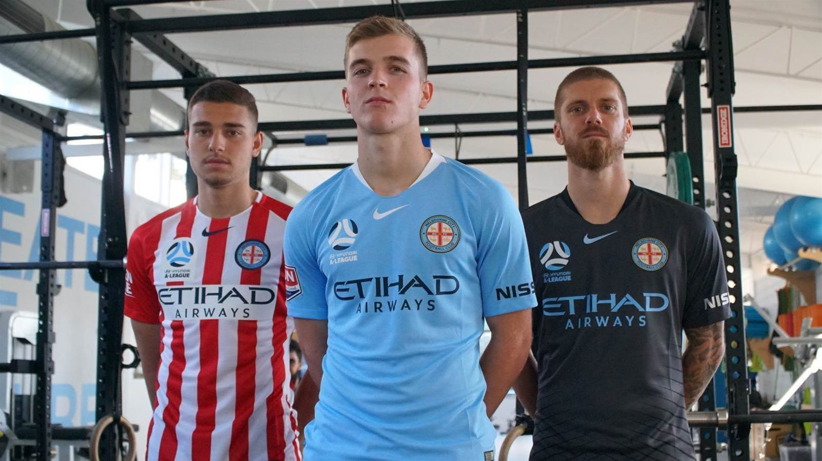 Revealed! Melbourne City's new kit - pic special