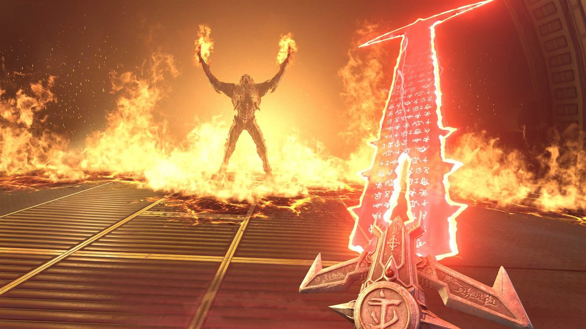 Hell yeah! Doom Eternal screens and concept art