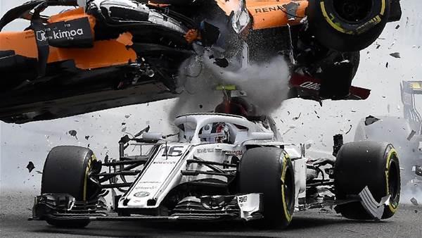 Spa F1 Grand Prix in pics