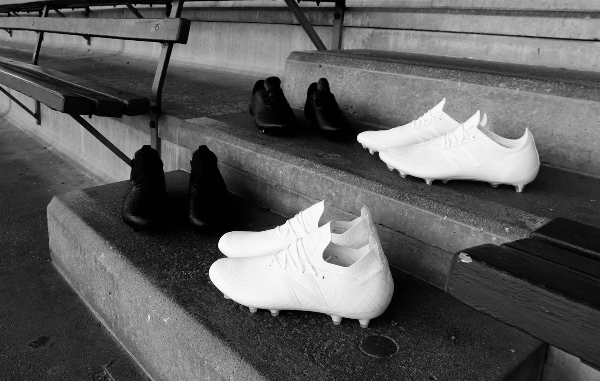 New Balance drop Limited Edition Black and White Pack