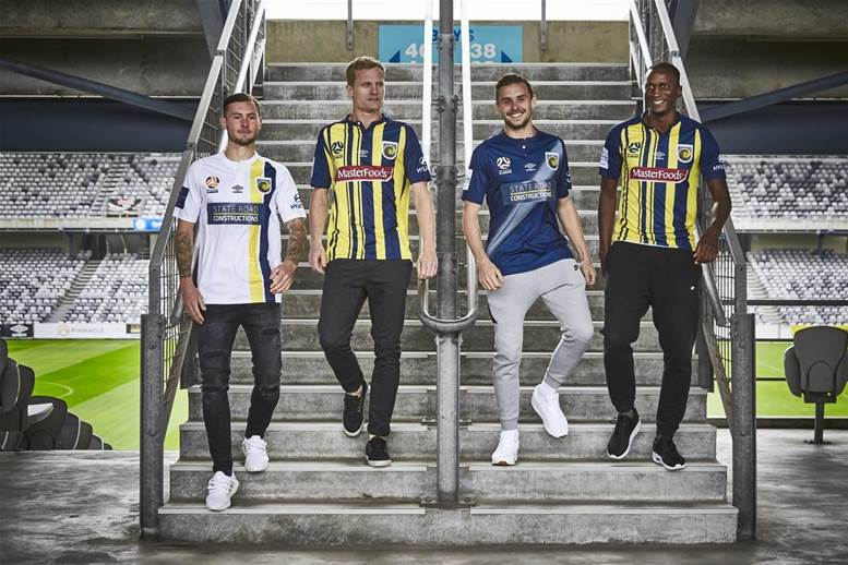 Mariners reveal their new 2018/19 kit