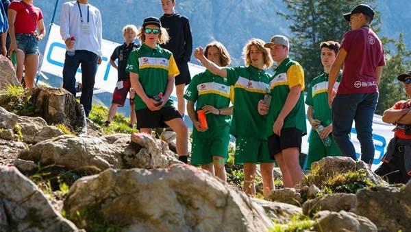 Track Walk - the Lenzerheide World Champs Downhill