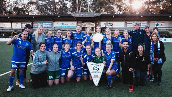 Pic special: W-League Players in the NPLW
