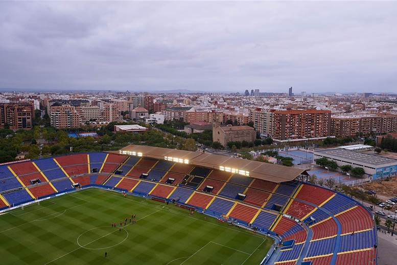 Levante UD: How great it is being small...