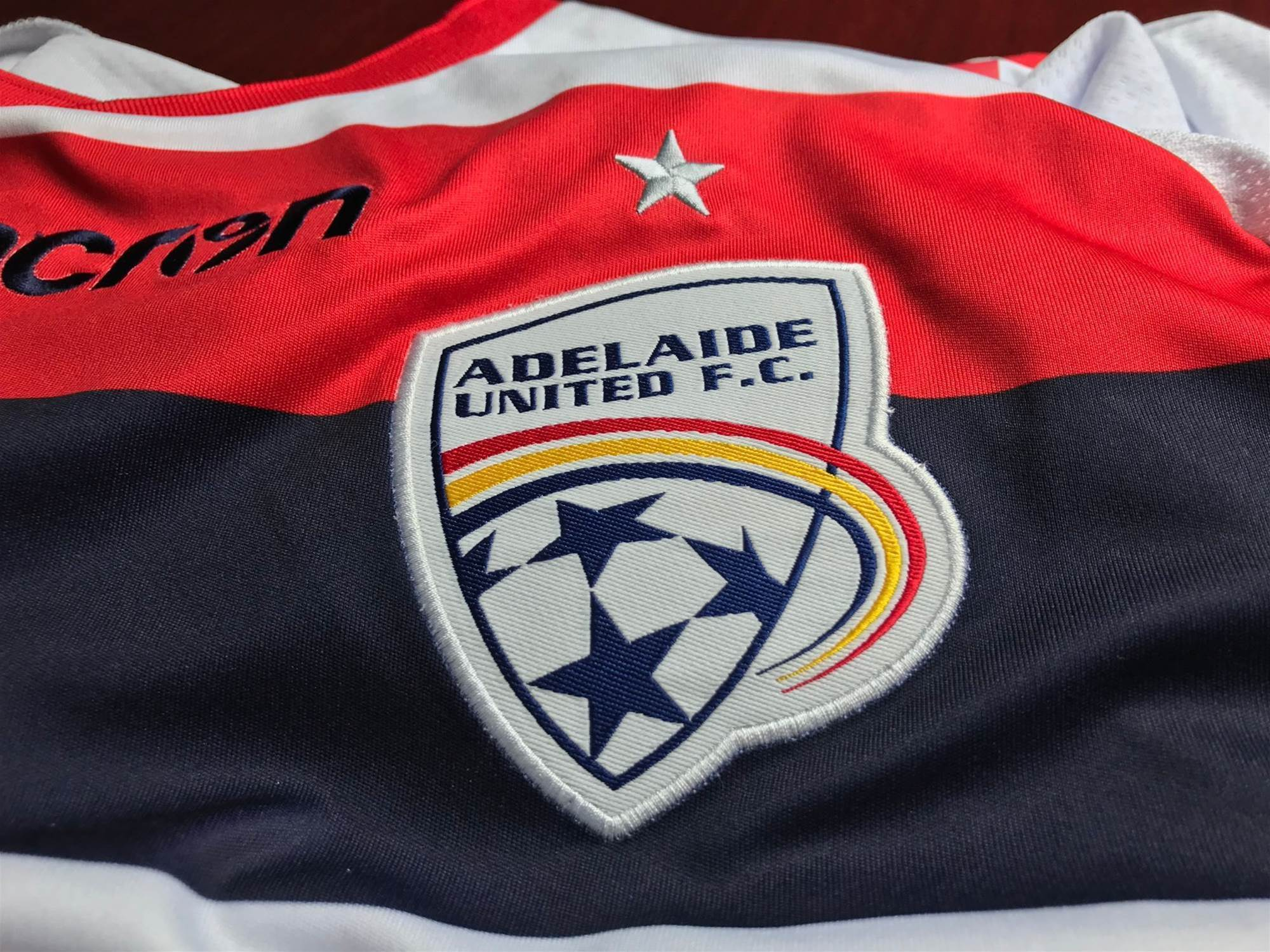 Revealed: Adelaide United's home and away kits!