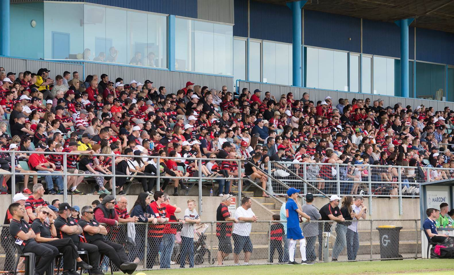 Pic Special: Western Sydney Wanderers vs Wellington Phoenix