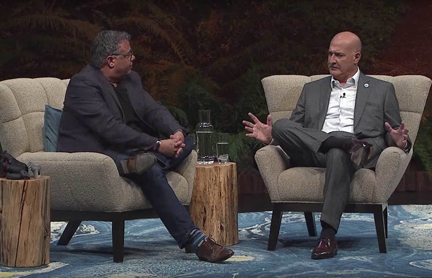 HP boss talks 3D printing at Dreamforce