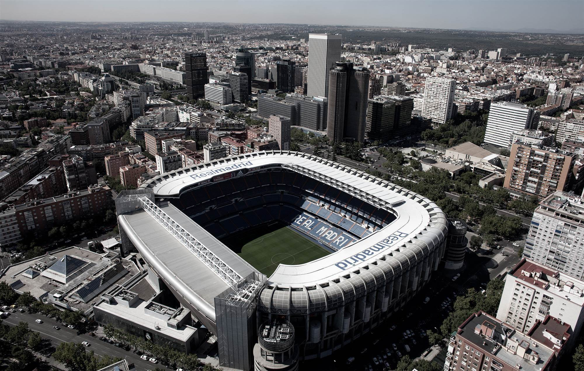 The Santiago Bernabeu: A temple of football