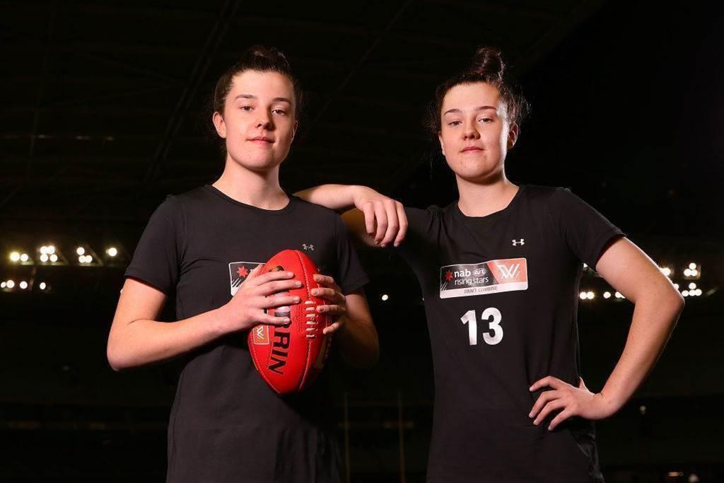 Gallery: AFLW Draft Combine