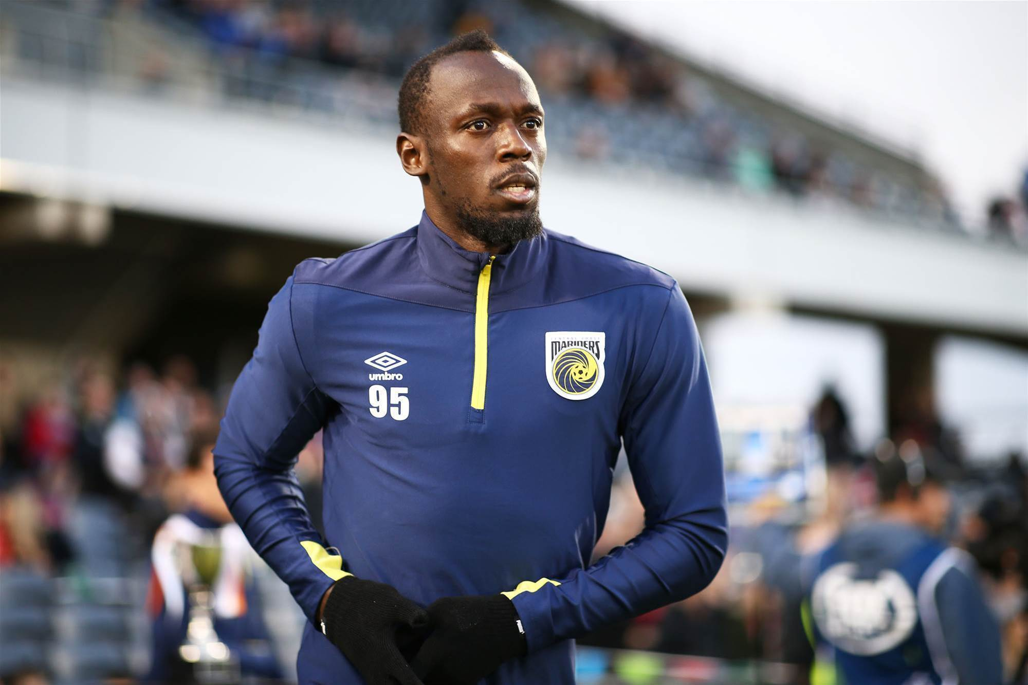 Usain Bolt's Mariners D-Day