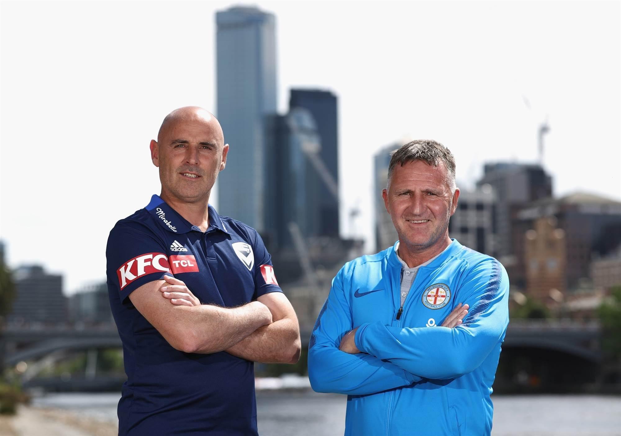 Melbourne Derby coaches special