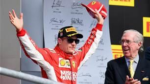 Pic special: Raikkonen's US GP breakthrough