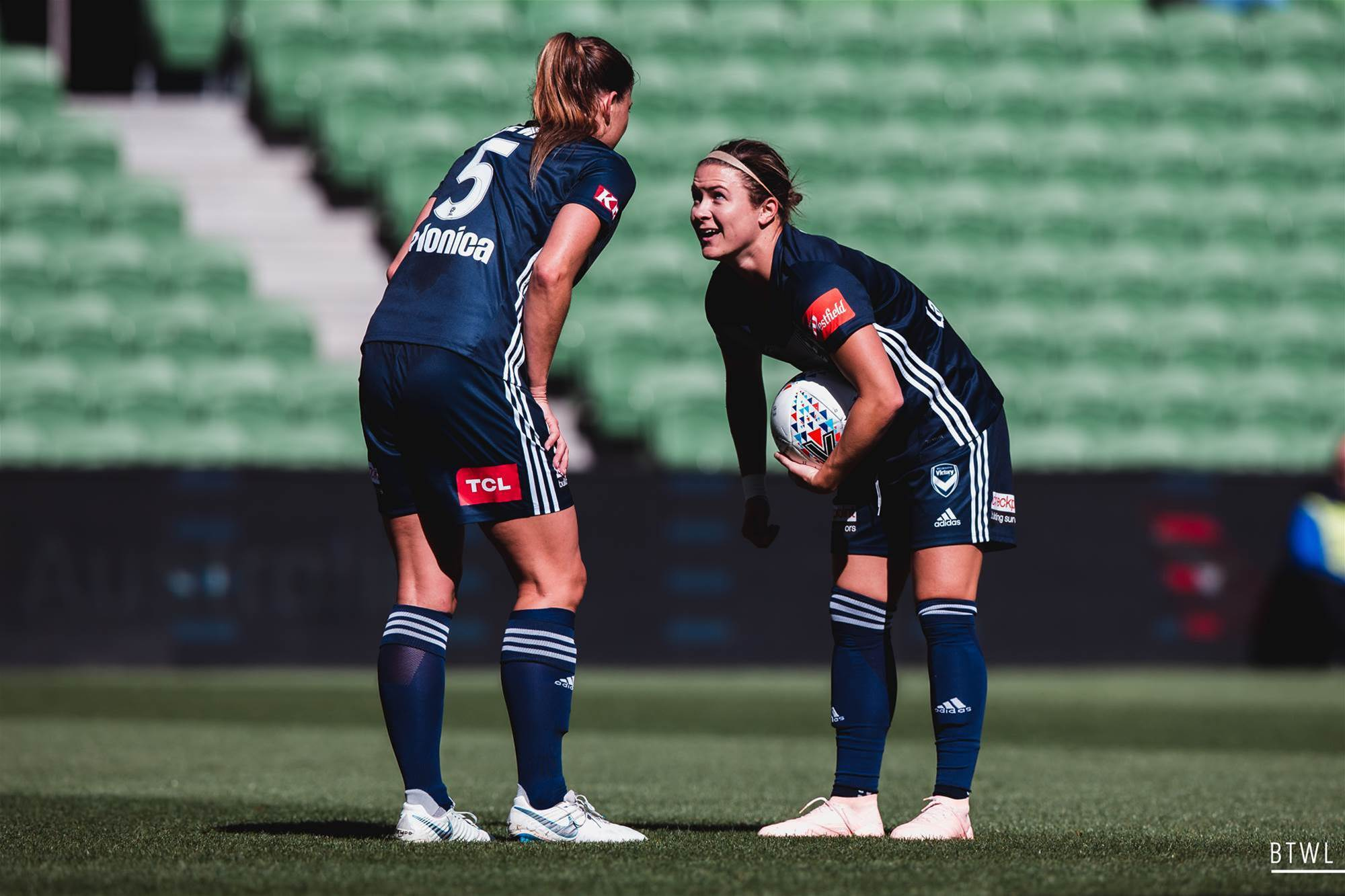 W-League pic special: Melbourne Victory v Adelaide United