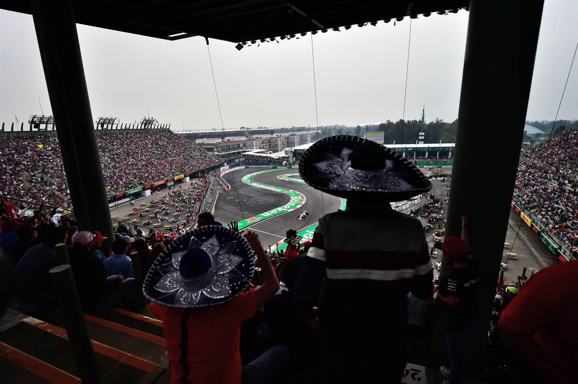 Pic special: Mexican Grand Prix