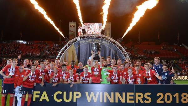FFA Cup Final Pic Special