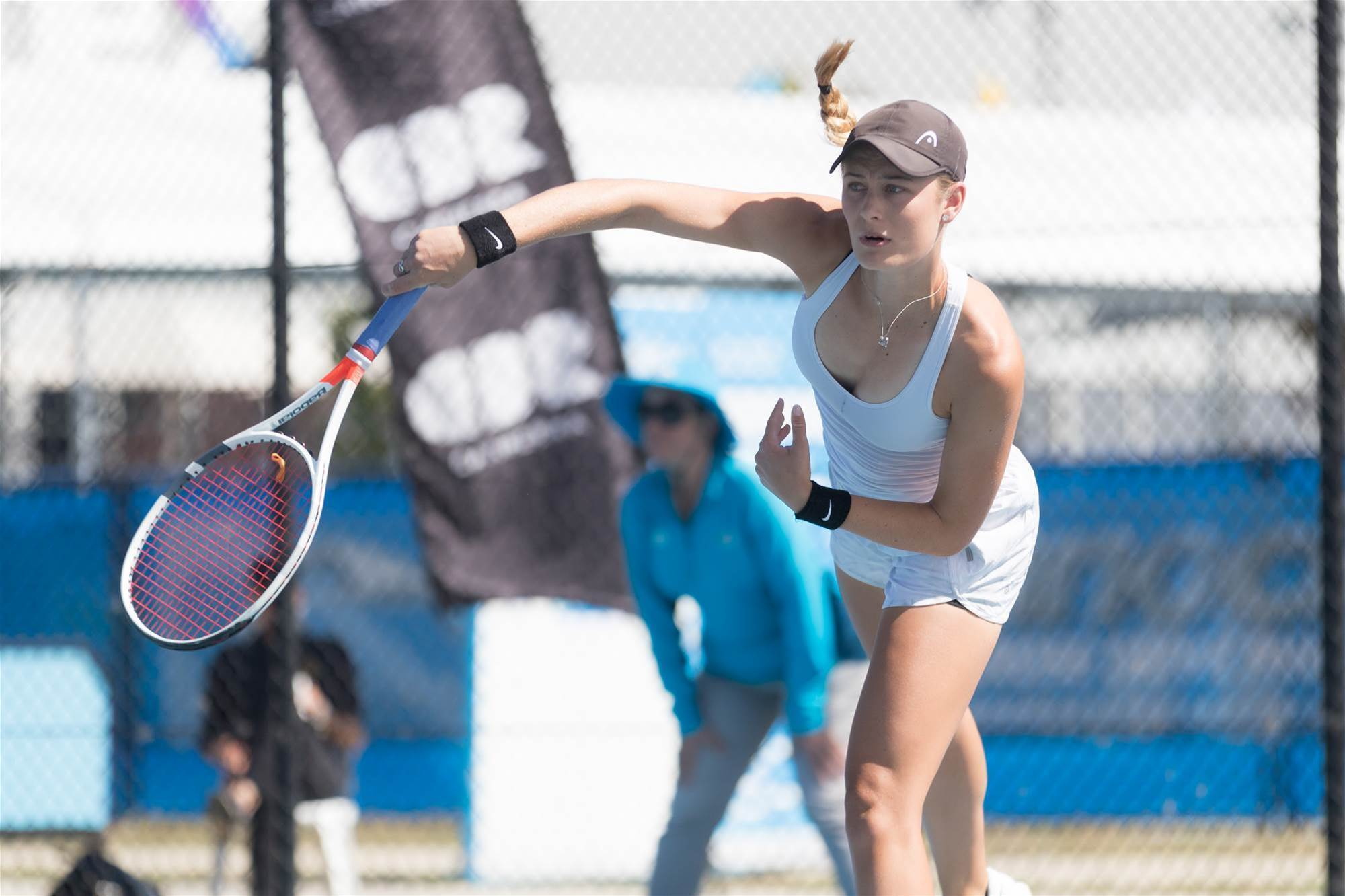 Pic special: Apis Canberra International - ITF Women's