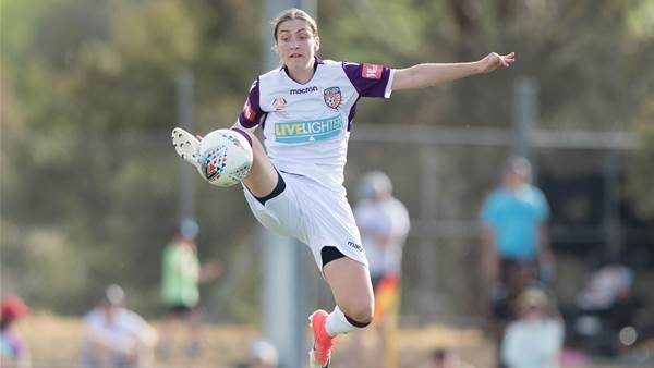 W-League pic special: Canberra United v Perth Glory
