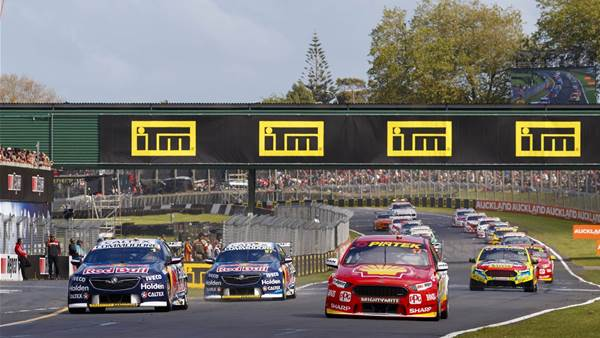 Pic special: Pukekohe Supercars