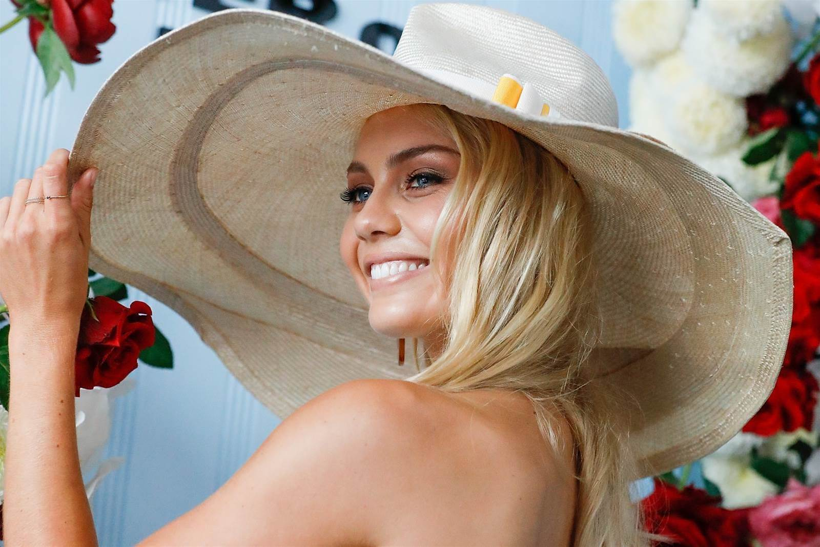Melbourne Cup celebrity pic special