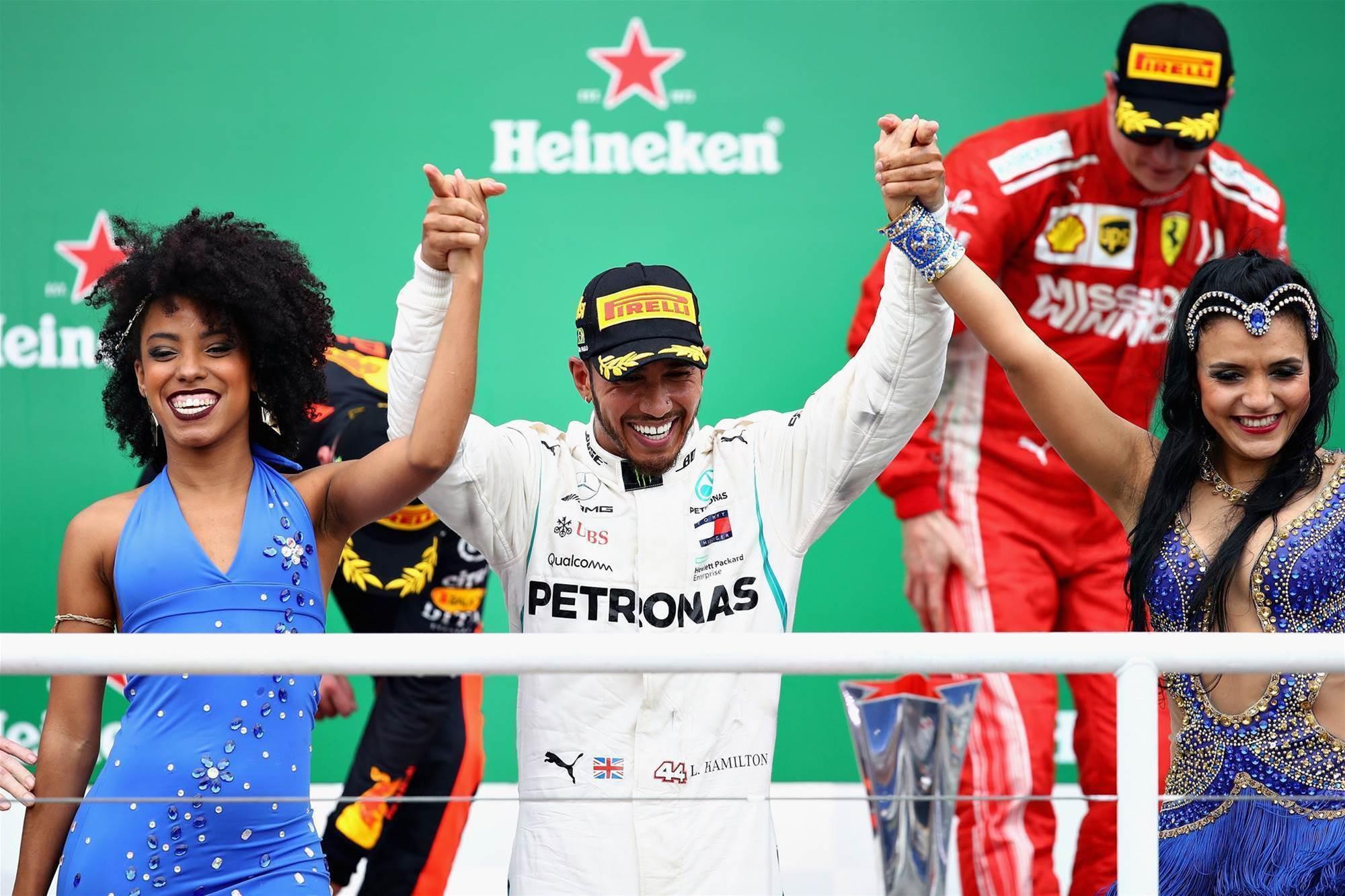 Pic special: Brazilian Grand Prix