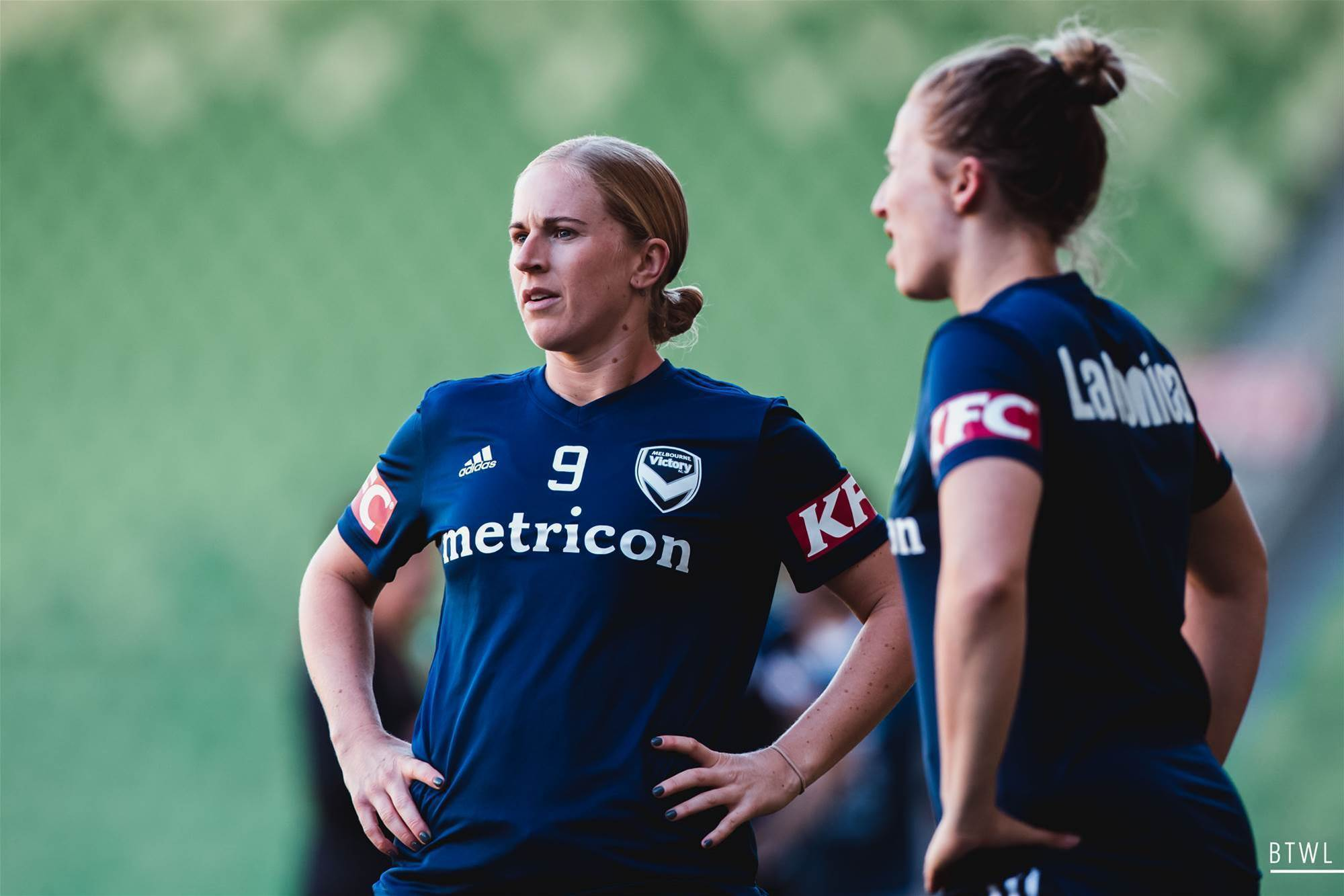Pic special: W-League's Melbourne derby