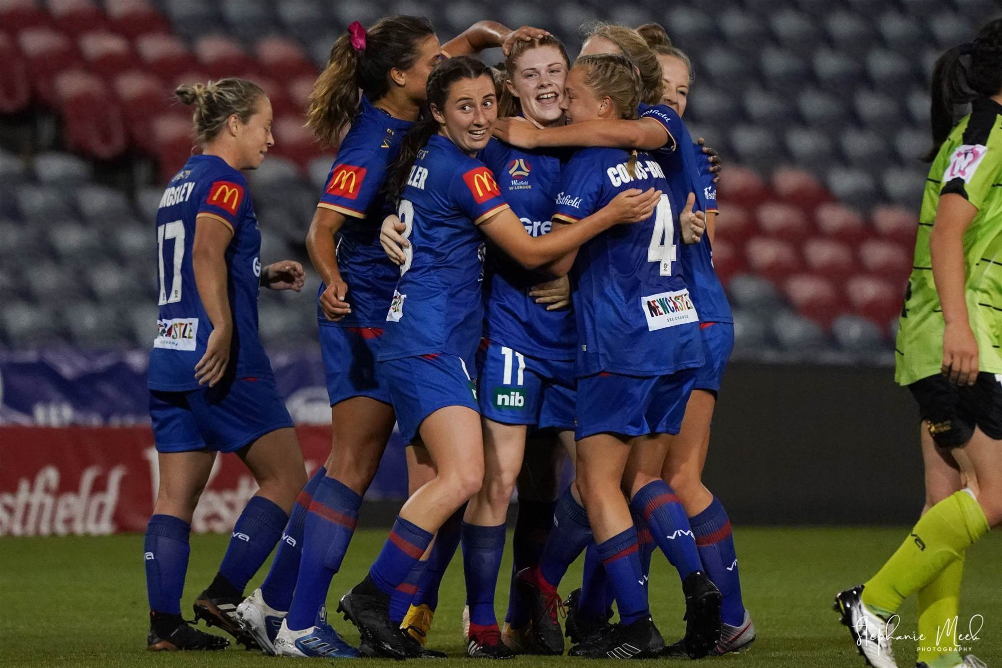 Pic special: Newcastle Jets v Canberra United