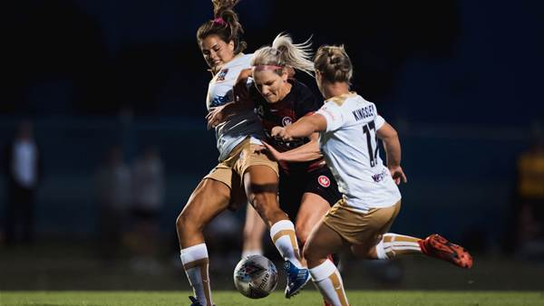 W-League pic special: Western Sydney Wanderers vs Newcastle Jets