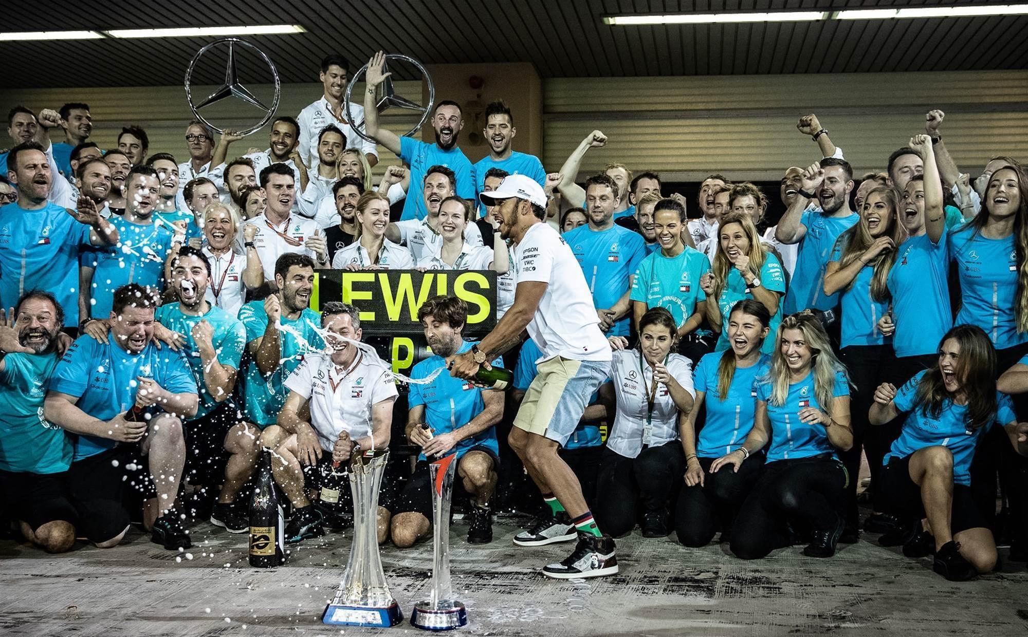 Pic special: Abu Dhabi F1