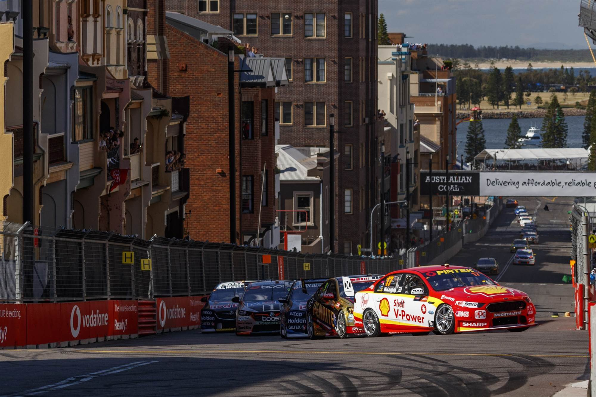 Pic special: Newcastle Supercars