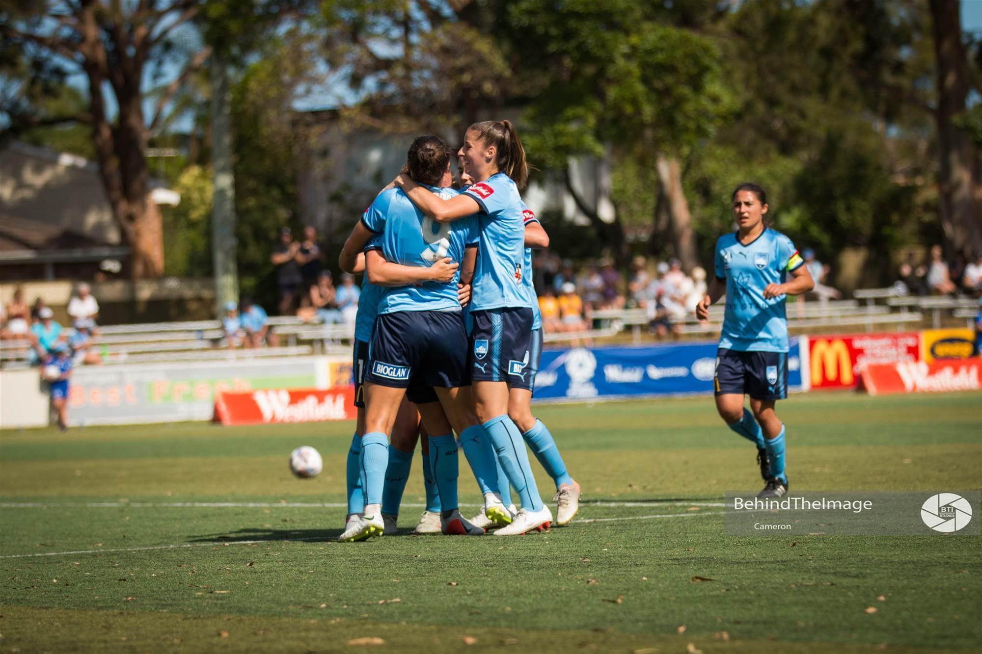 W-League pic special: Sydney FC vs Brisbane Roar