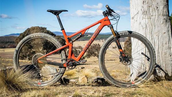 TESTED: Santa Cruz Blur CC